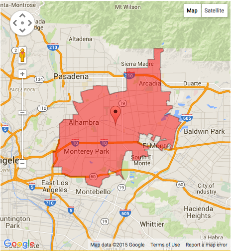 ca assembly district 49 map